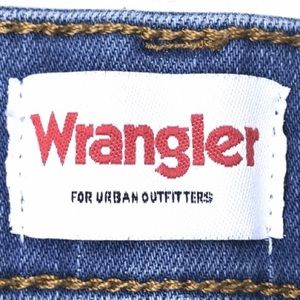 Wrangler Shorts - Wrangler Urban Outfitters Pin Up Denim Shorts
